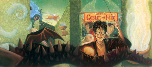 Harry Potter And The Goblet Of Fire Book Review Dickwizardry It is located in the northernmost regions of norway or sweden. the goblet of fire book review