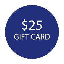$25 Gift Card -