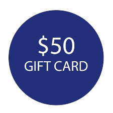 $50 Gift Card -