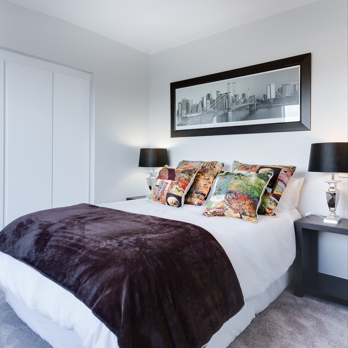 4 Bedrooms -