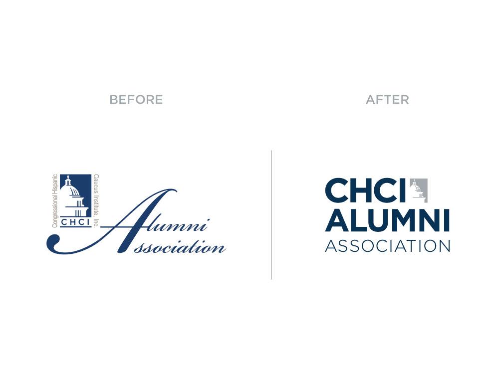 New CHCI Alumni Association Logo