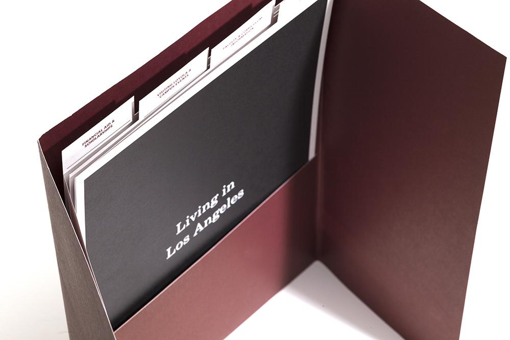 Loyola Law School Presentation Folder