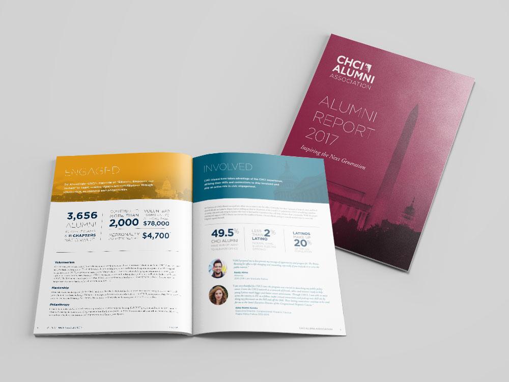 CHCI Alumni Association Annual Report
