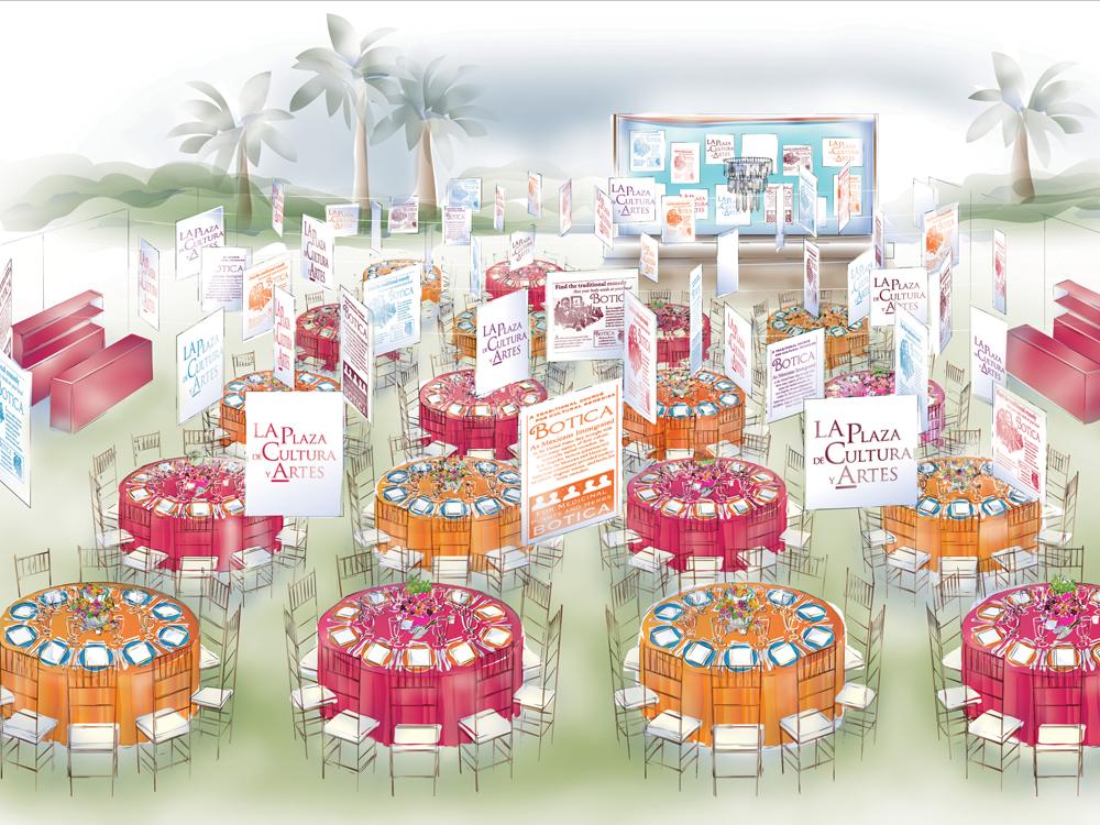 Gai Klass Events Vision Sketch