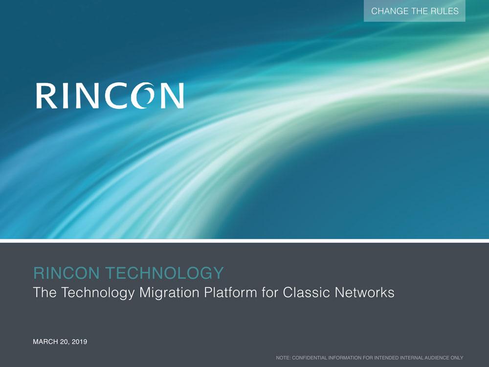 Rincon Presentation Opening Slide
