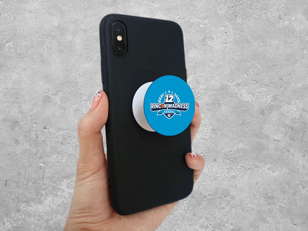 Rincon March Madness Event Pop Socket