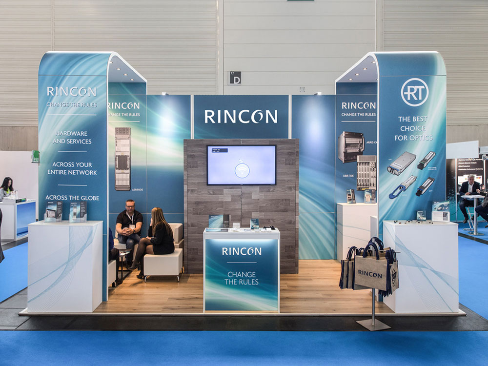 Rincon Technology Tradebooth