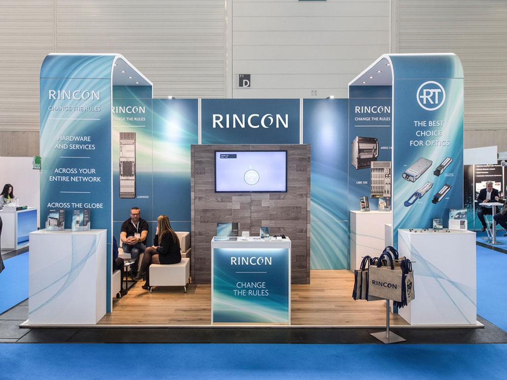 Rincon Technology Tradebooth