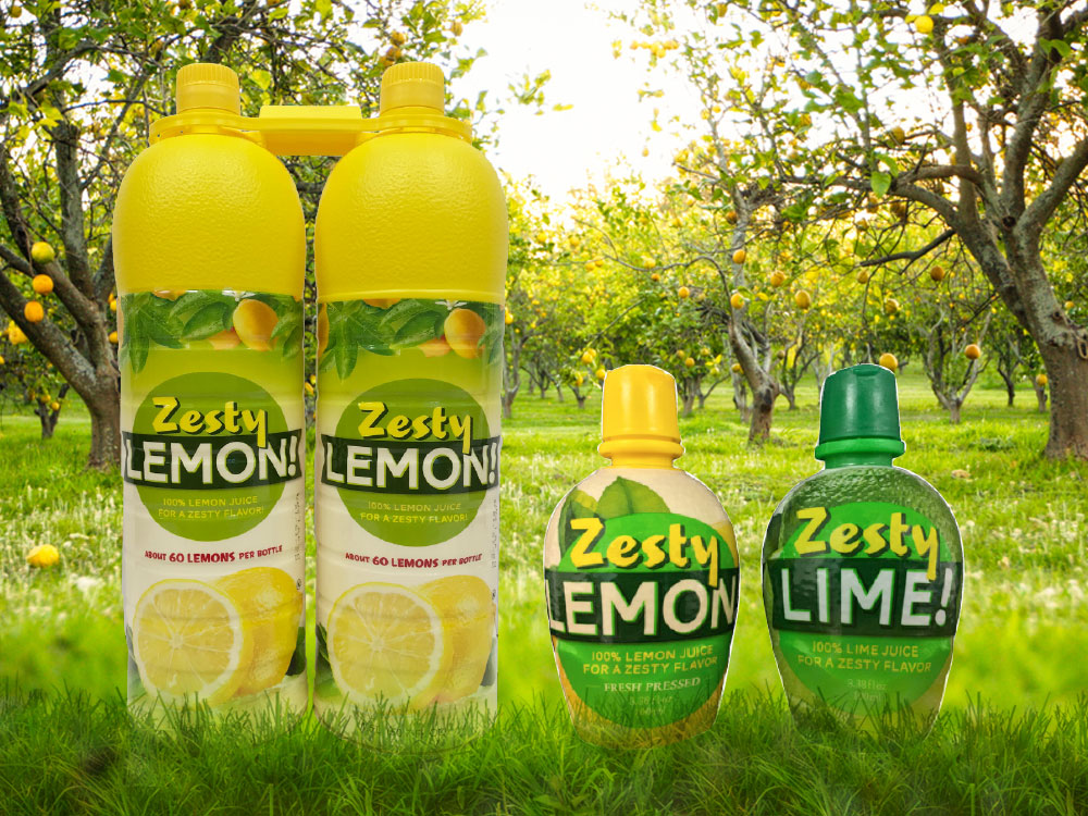 Dreamfoods International Zesty Lemon & Lime