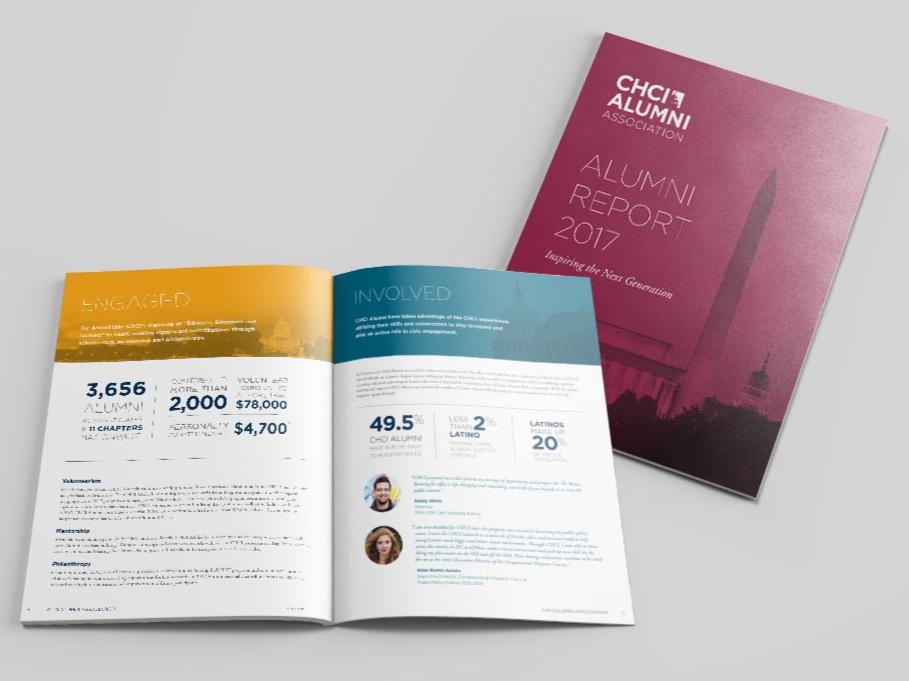 CHCI Alumni Association Alumni Report