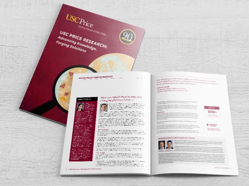 USC Price Research With Results Brochure