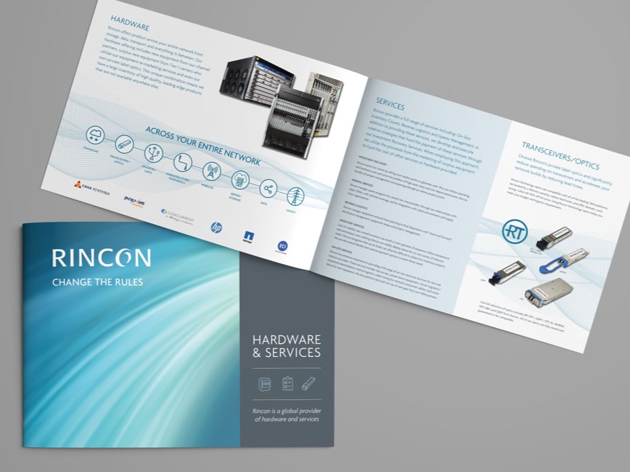 Hardware & Services Brochure
