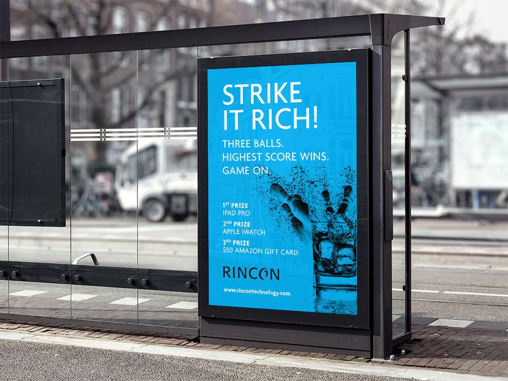 Rincon Technology Event Signage