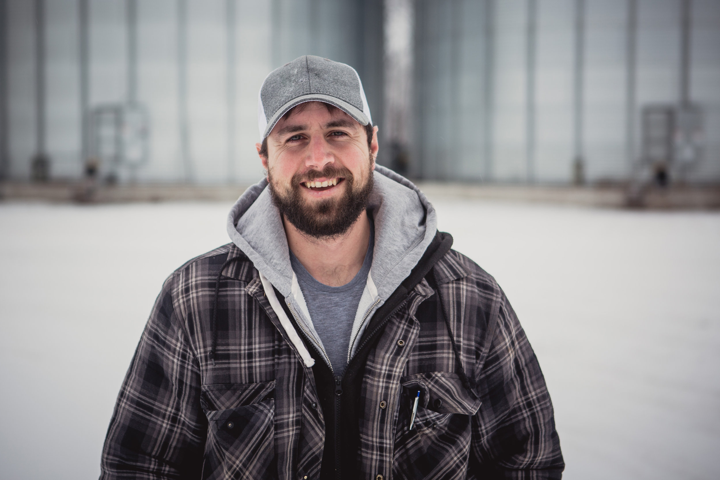 """When you see how professional the staff is at Friesen Seeds, as well as thecare and cleanliness they put into the operation, it's hard not to enjoy workingwith them."" - — Kerry Cadieux"