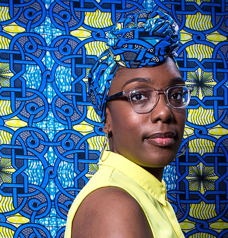 Head shot co-Founder Karla Williams3. Photo by Falana Photography.jpg