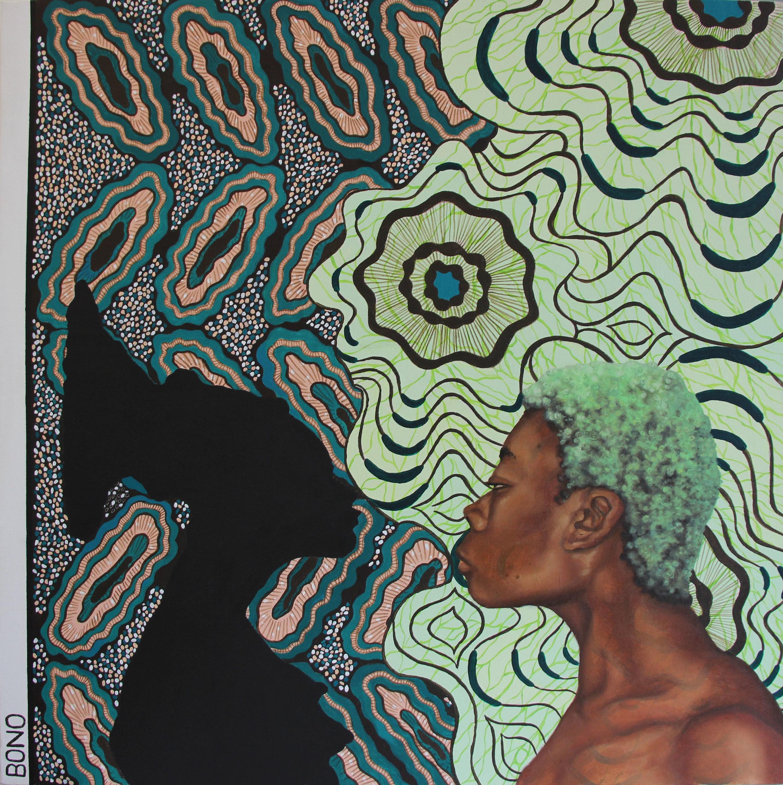 Untitled(Mangbetu)