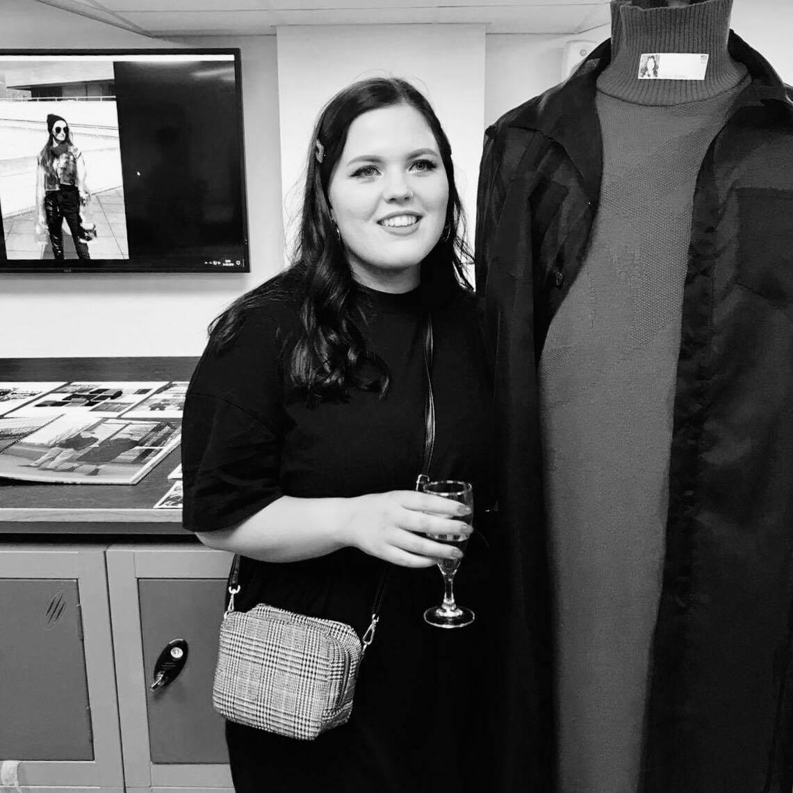 Chloe Bailey - Fashion designerYou can follow her on Instagram @chloebaileyfashion
