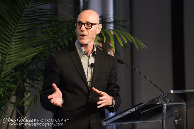 Steve Shiffman, CEO of Calvin Klein