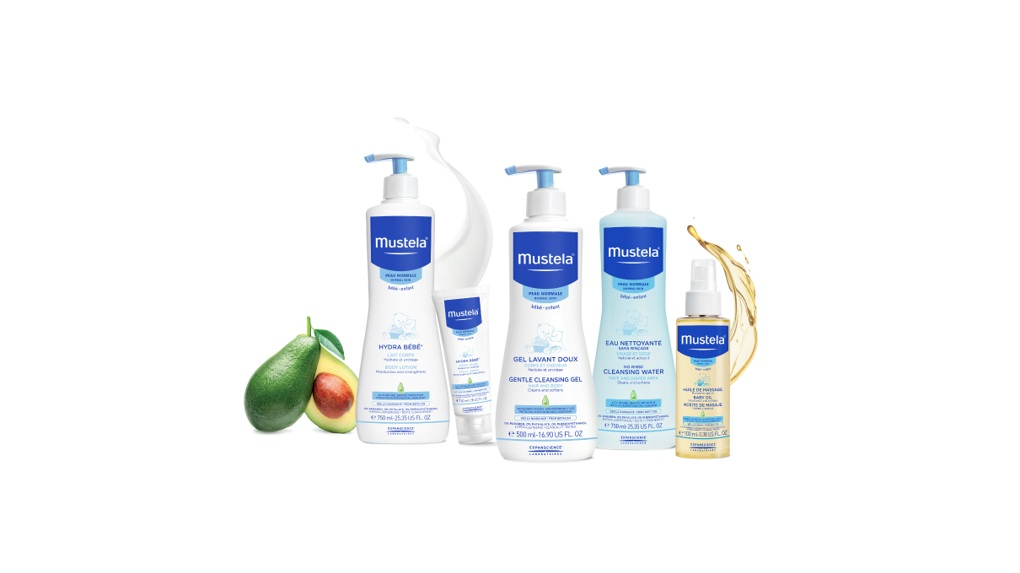 Mustela Baby Products