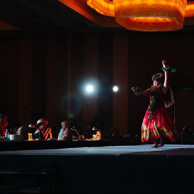 1st Place Miss ʻŌpio Nā Kamalei Leahi Kapuhiwaokawaiola Sanchez Hālau Kawehileimamoikawēkiuʻokohala Kumu Hula Kapualikoʻolehuanani Lim