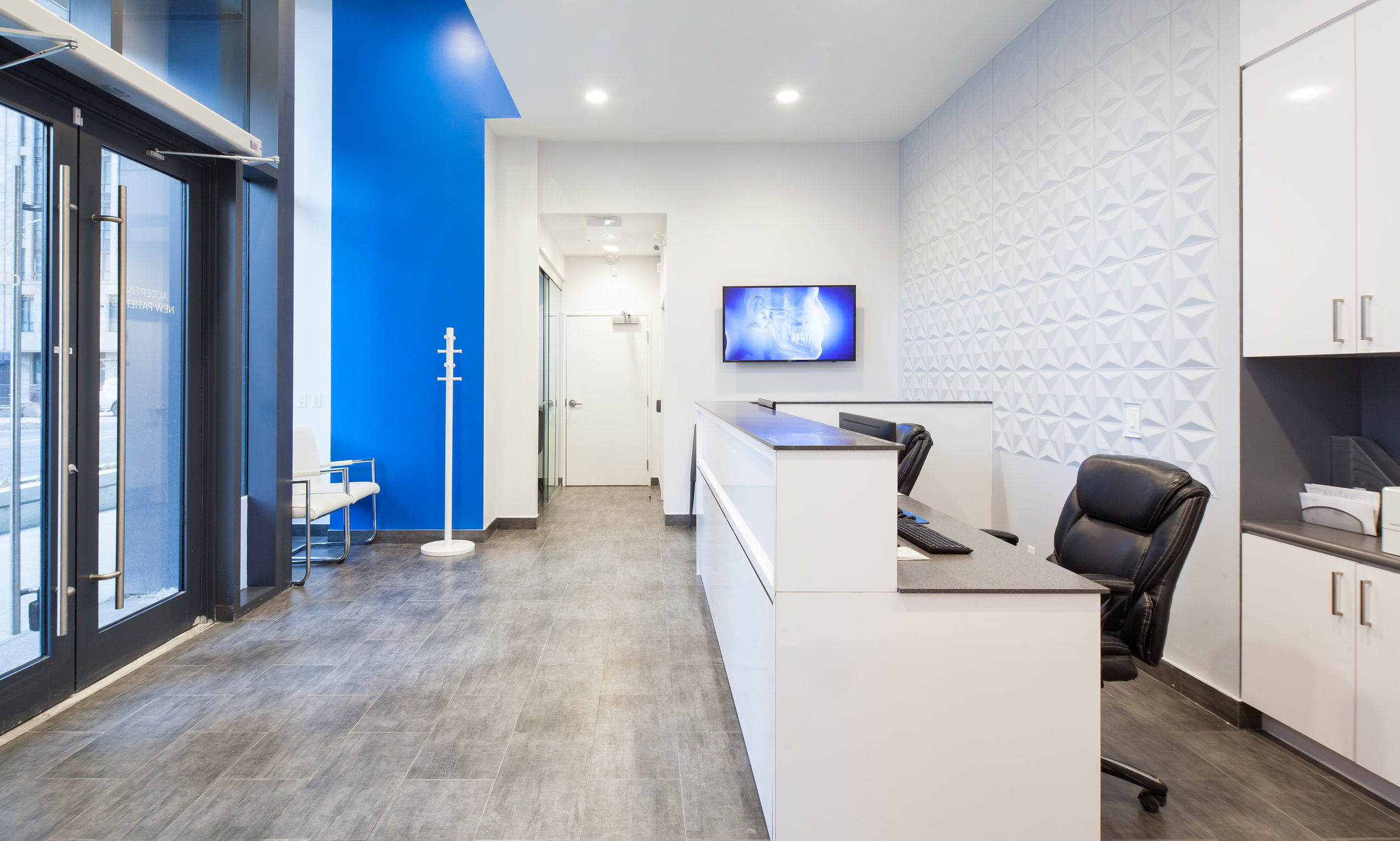 OUR OFFICES - With four convenient locations across the city, each City Dental office goes above and beyond for your comfort. We offer hotel inspired amenities for your comfort, as well as the latest in dental technology to find and treat dental issues faster, and with minimal pain or discomfort.