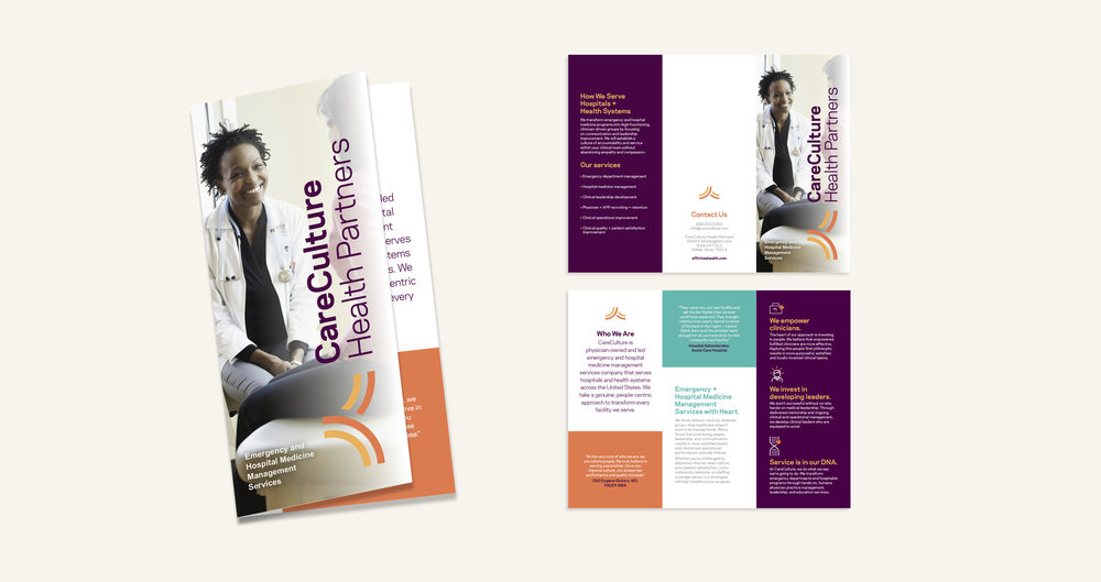 Marketing and Sales Collateral