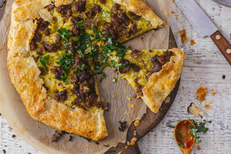 Galette_ Breakfast Sausage