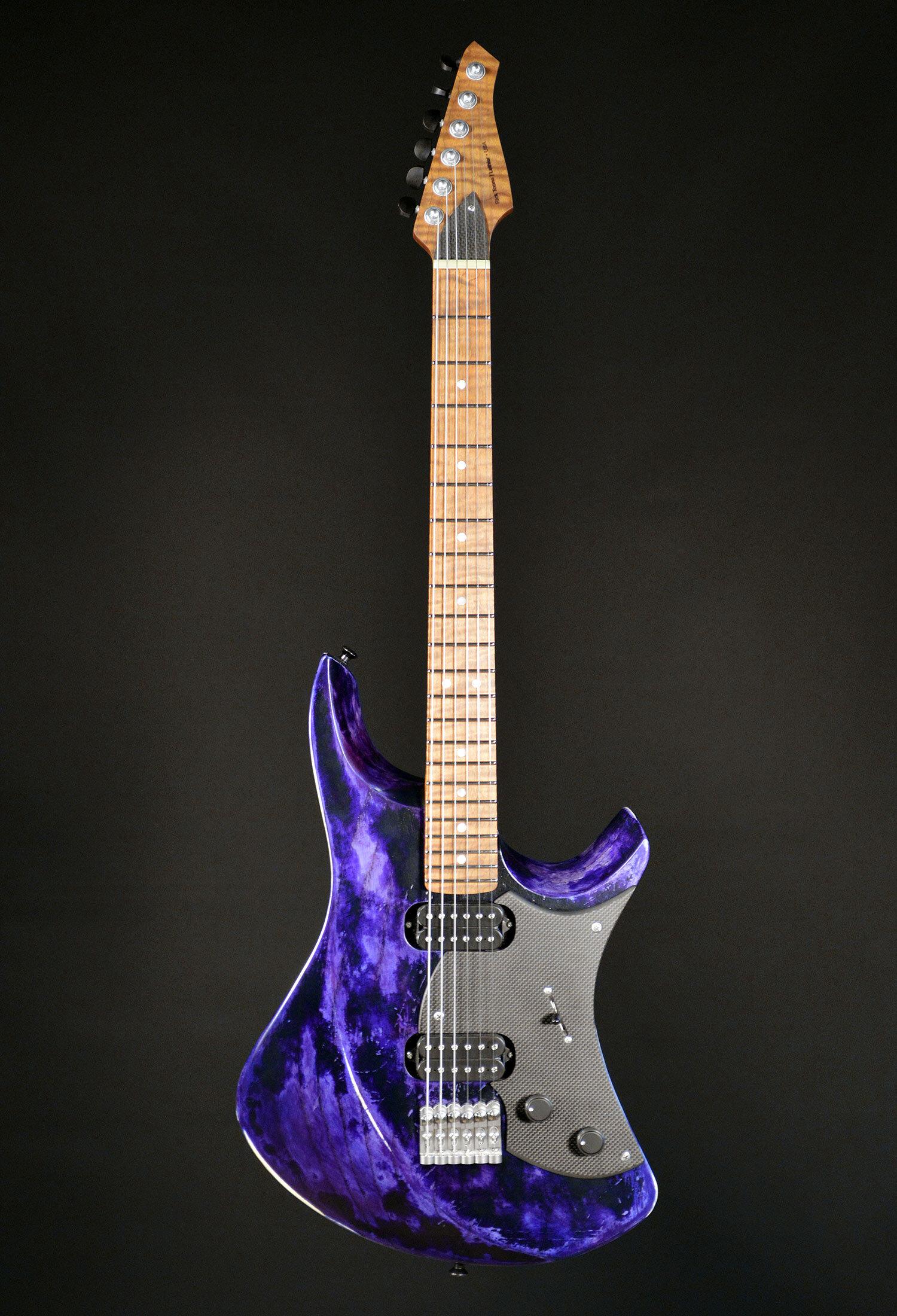 PHOTO: Goshawk™ 6-string guitar.