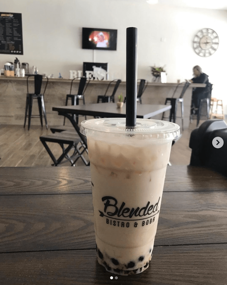 Blended Cup 3