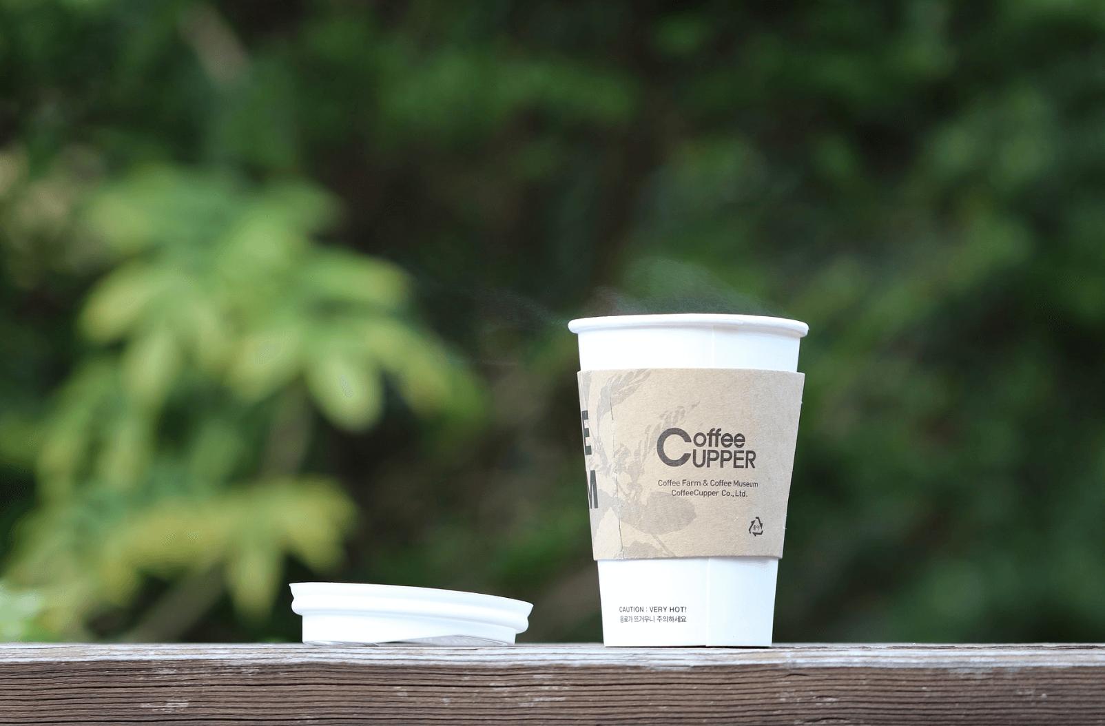 Printed Coffee Sleeves