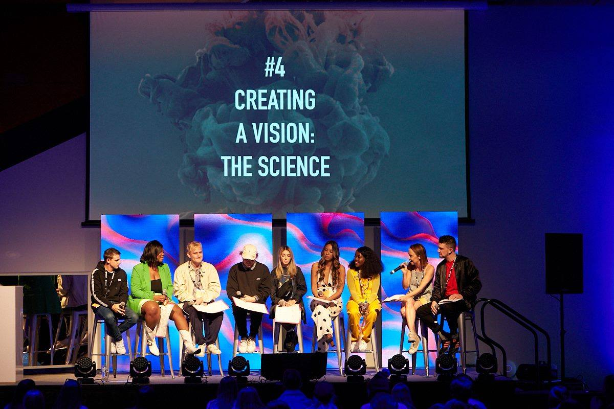 Create The Life You Want Panel -