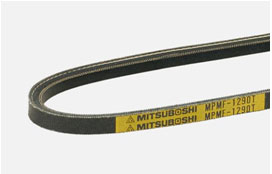 Raw Edge cogged variable speed belt - RCVS