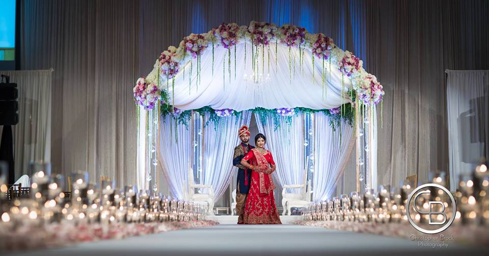 Dipali Bhakta - Shushil and his team did an amazing job for our wedding! The decor was everything I wanted and more! I told him about my vision and he went above and beyond to make it a reality! Thank you soo much for making our day special!!