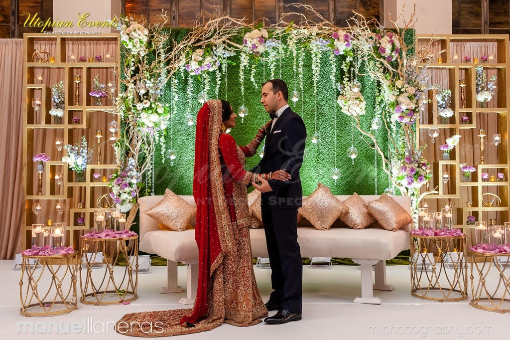 Farah Haque - Worth the price! My wedding was prefect because of Utopian Events