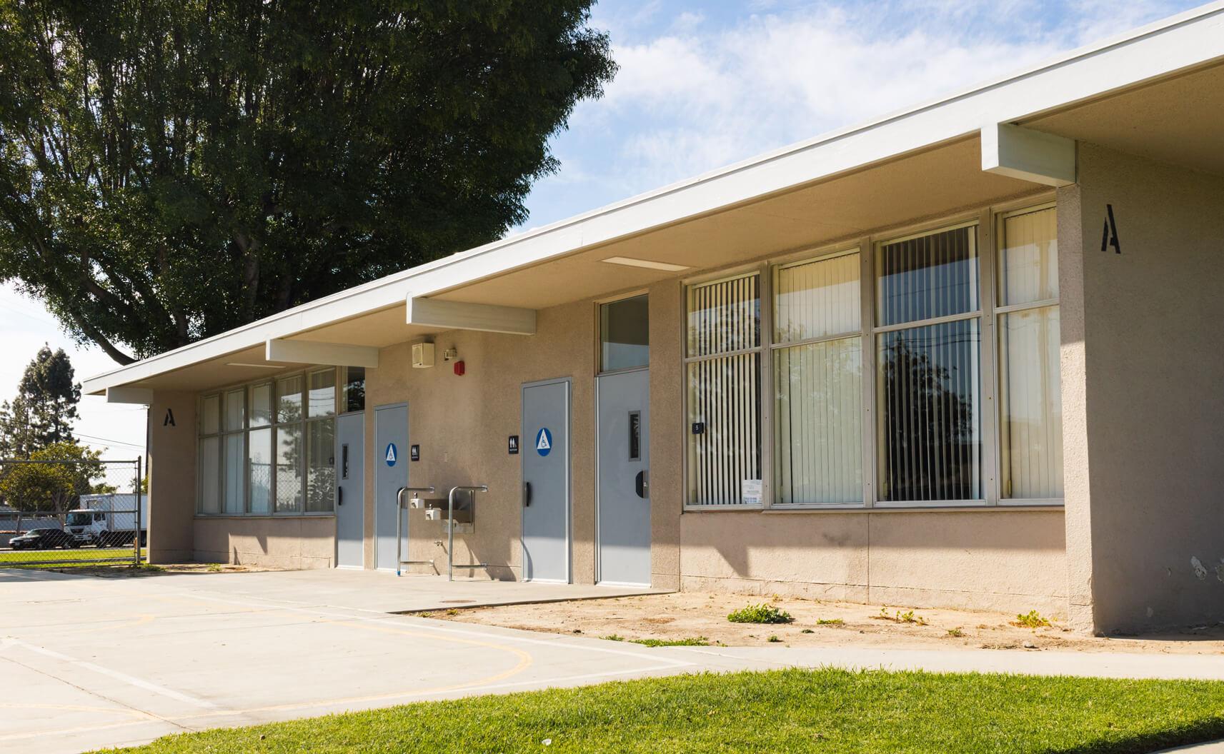 "Jordan SLC - Classroom Building ""B"""