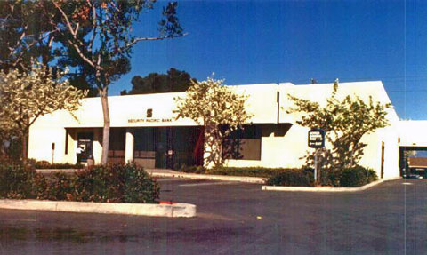Security Pacific Bank at Grand Terrace