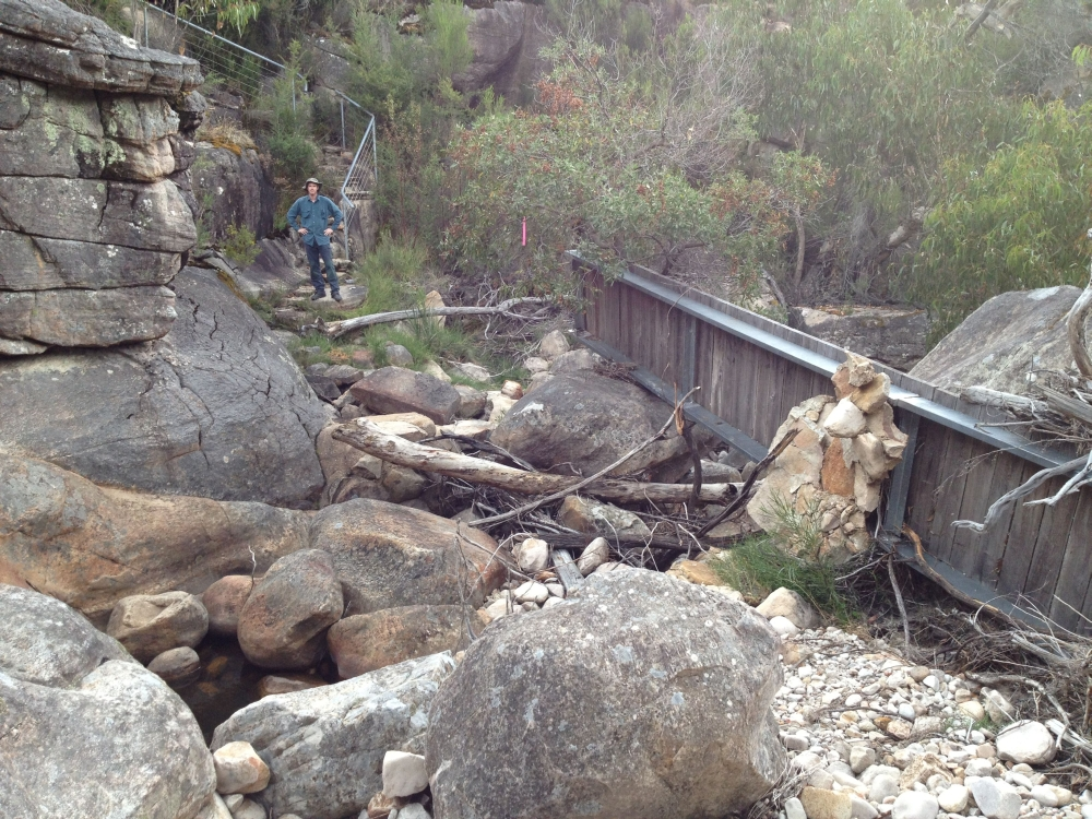 Stony Creek Bridge Repairs