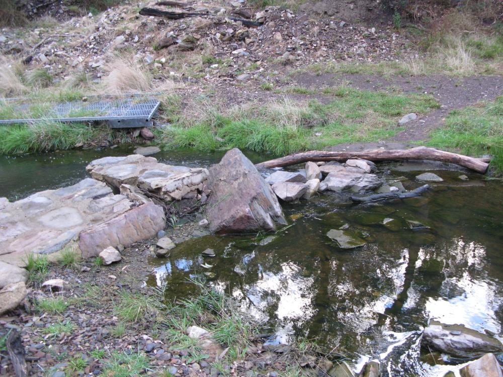 Creek Crossing 1