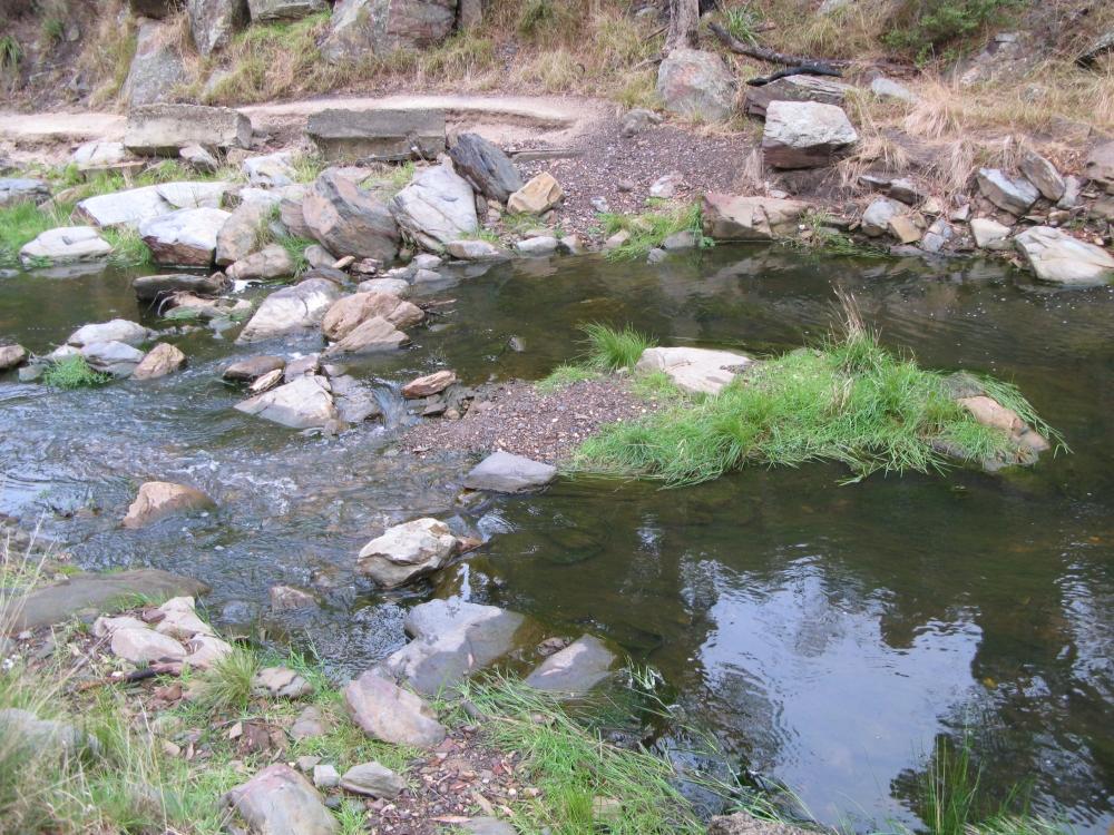 Creek Crossing 5