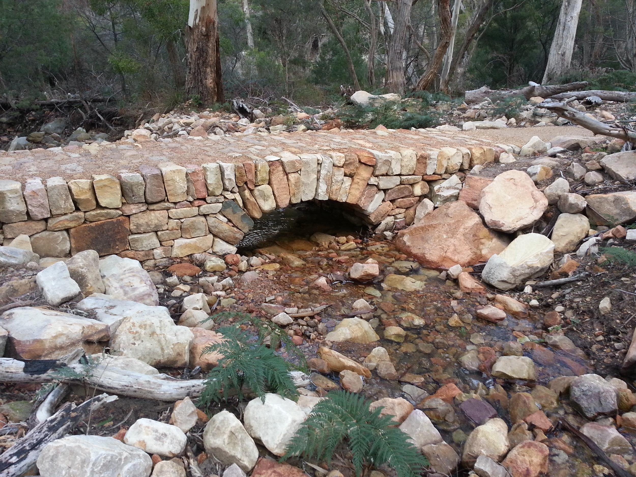 Drystone Arch Bridge