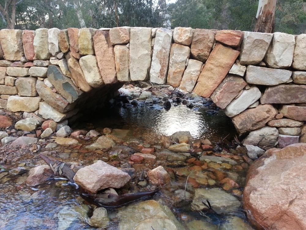 Dry Stone Bridges