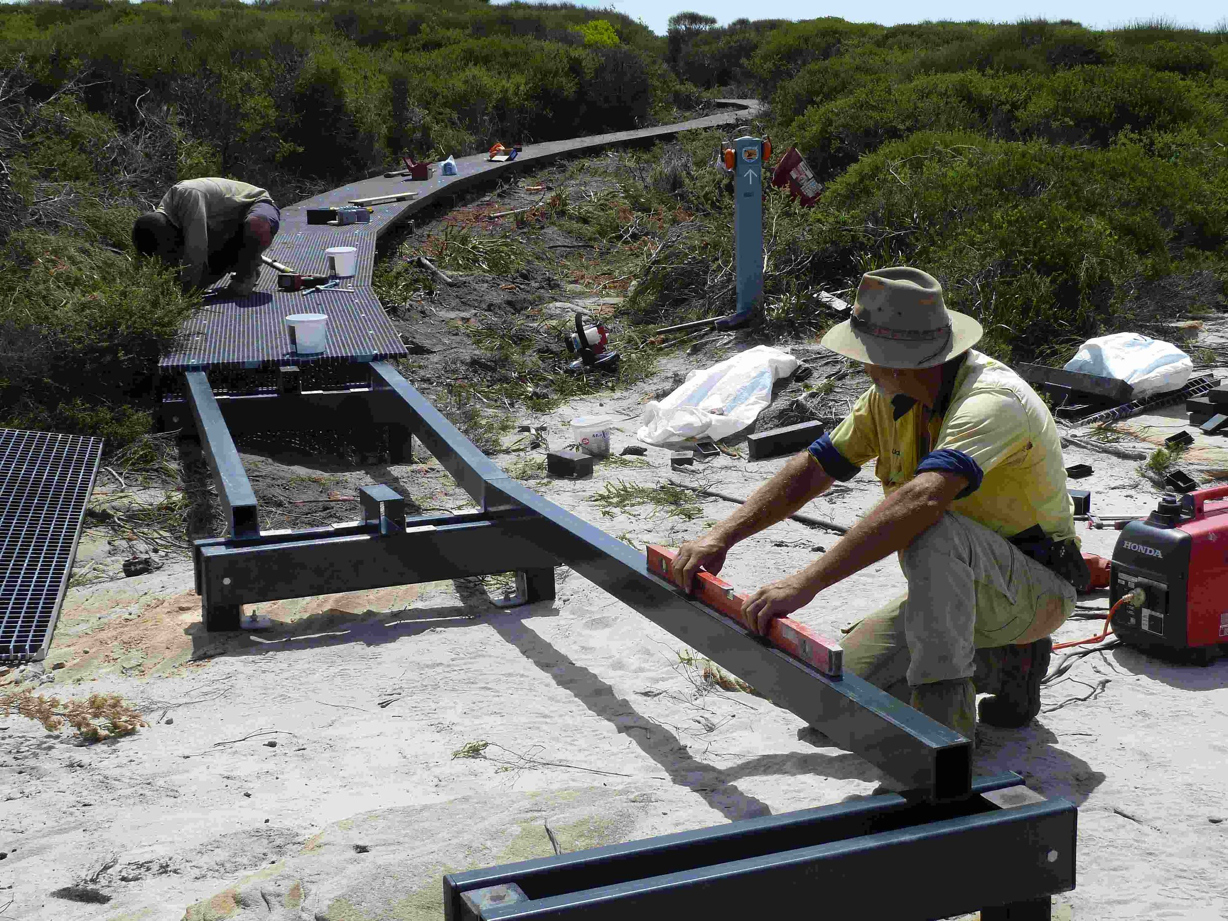 FRP Boardwalks & Platforms