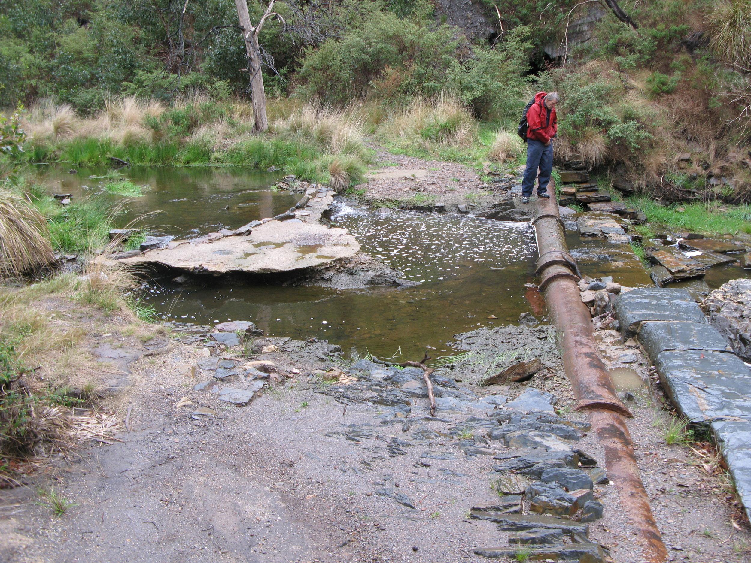 Repairing River Crossings