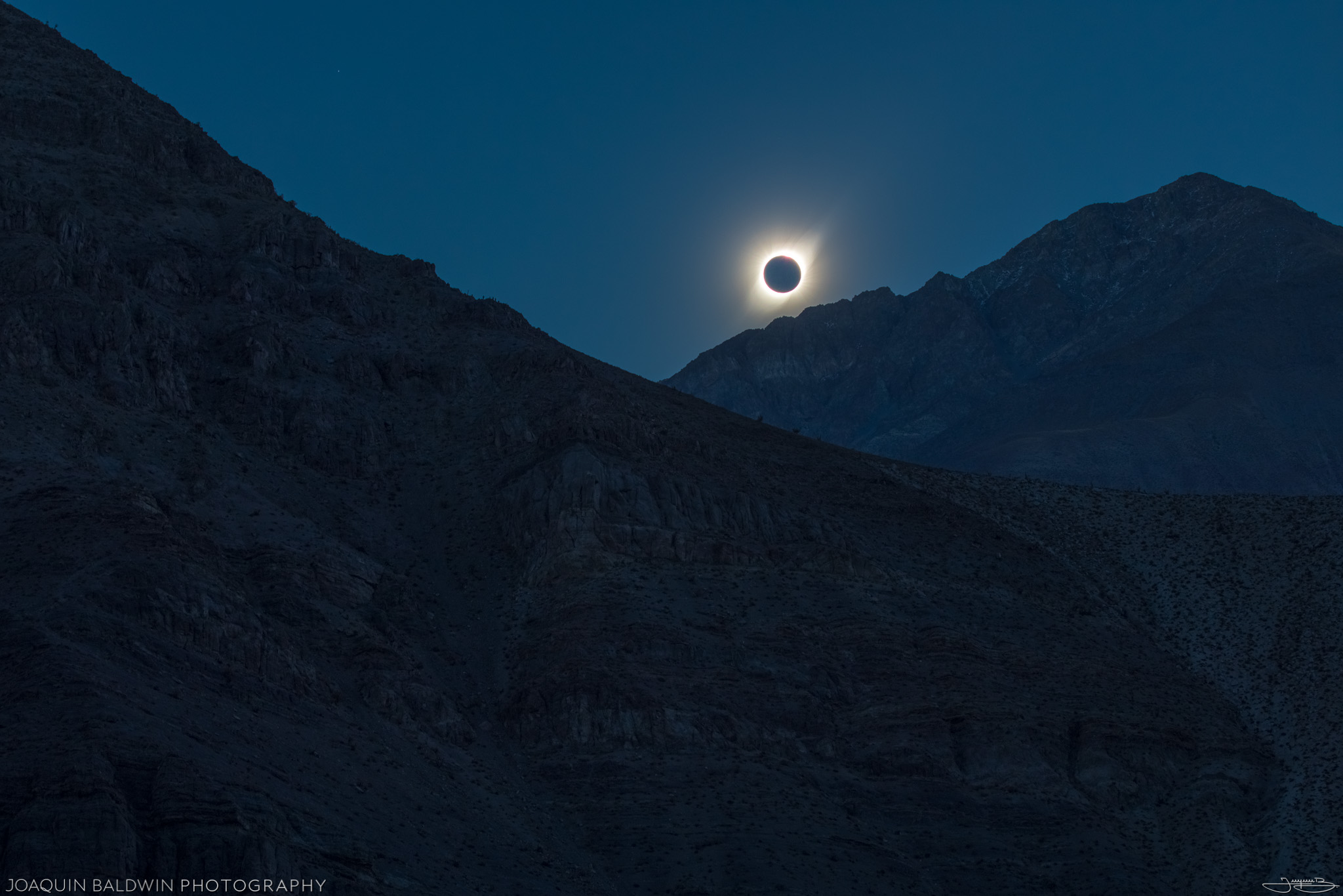 Black Hole of Elqui Valley