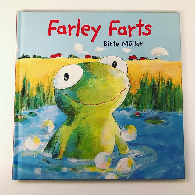 """I've never felt so seen. Er, heard. 💨 """"Everywhere Farley went, farts followed him. When he was getting dressed, PFFFOOOTTT! When he was washing up, PFFFOOOTTT! In school, not one hour of the day passed without Farley farting: PFFFOOOT! 'What is two plus two?' asked the teacher. PFFFOOOTTT! went Farley loudly."""""""