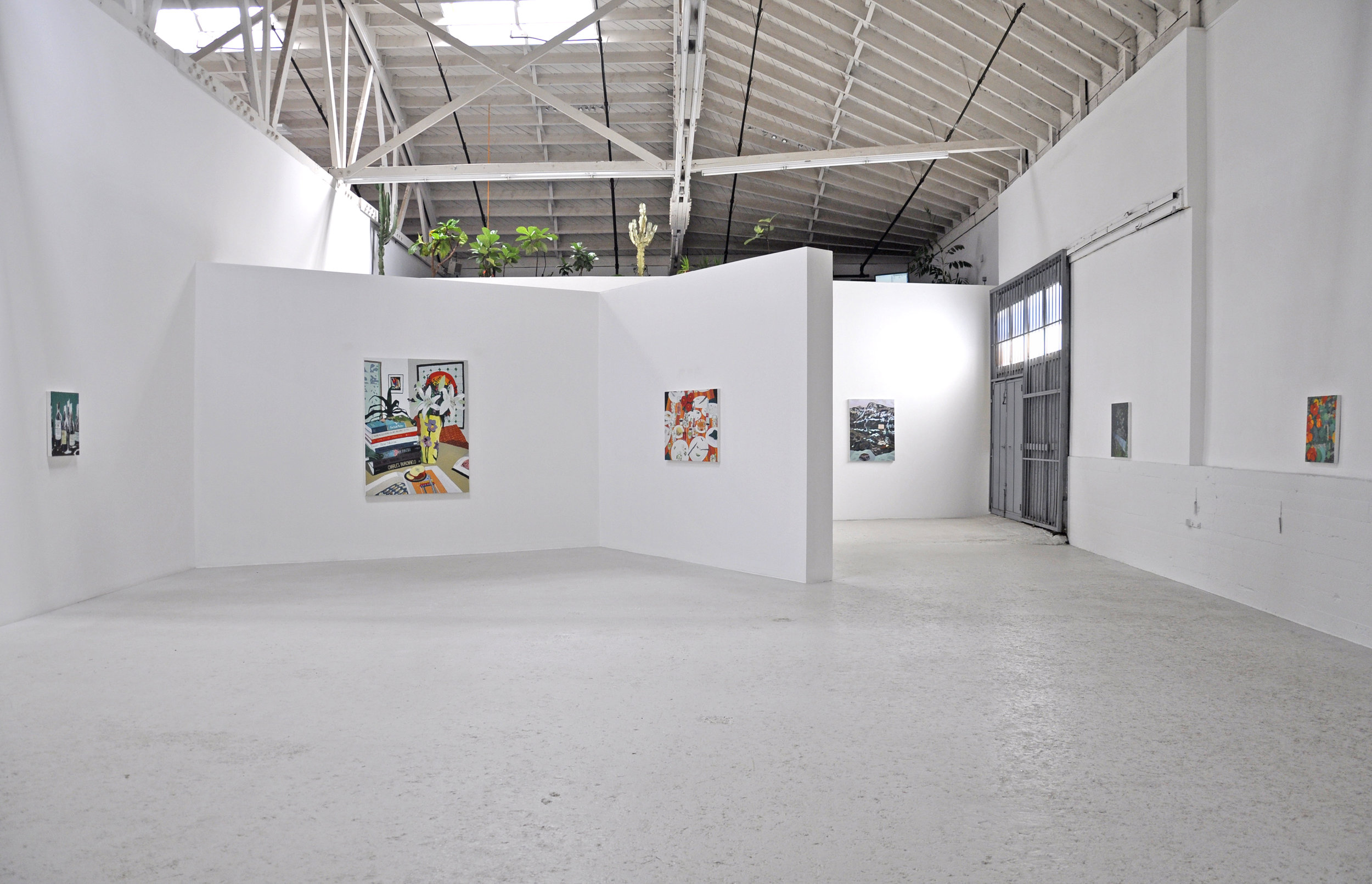 Installation View | Familiar Views