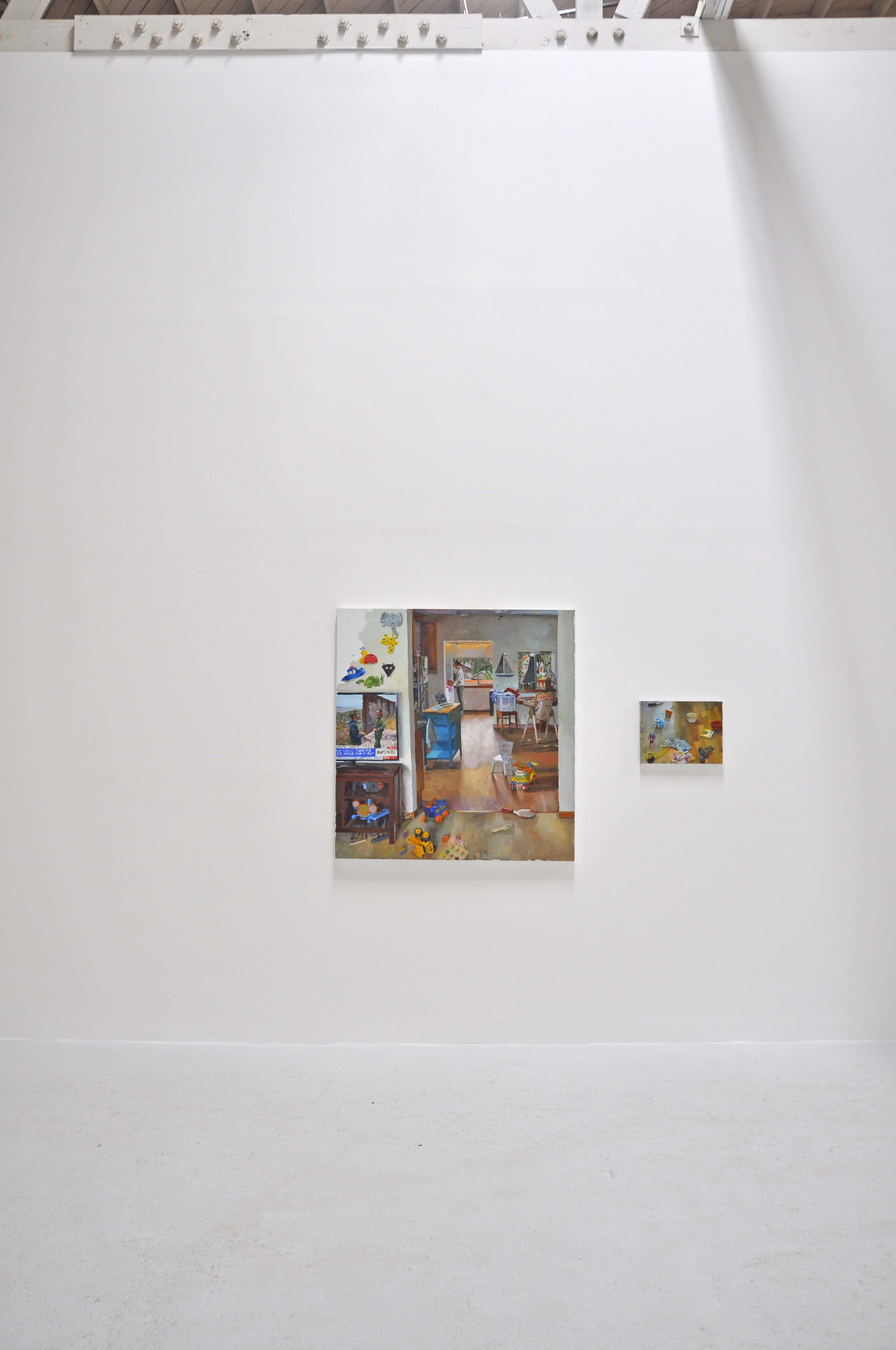 Installation View: Terry Powers - Hope Labor