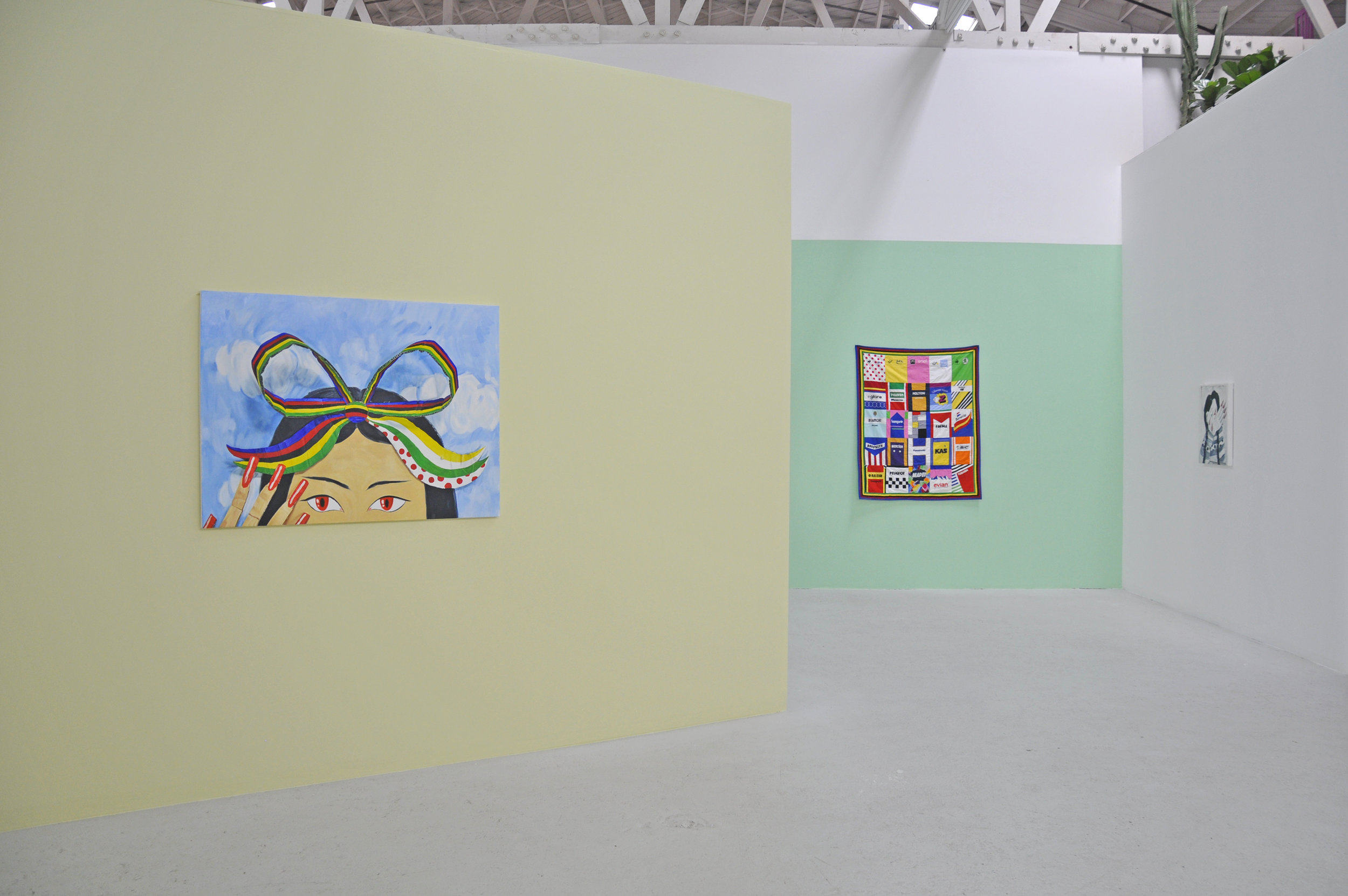 Laura Rokas, Installation View