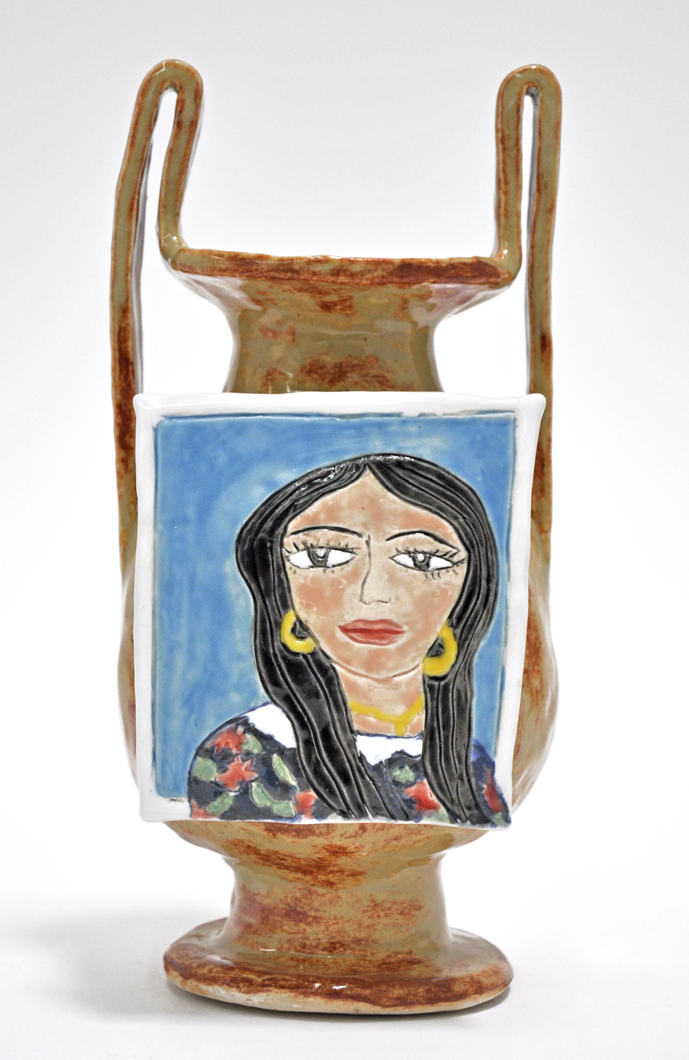 "Maryam Yousif, ""Teenage Puabi"""