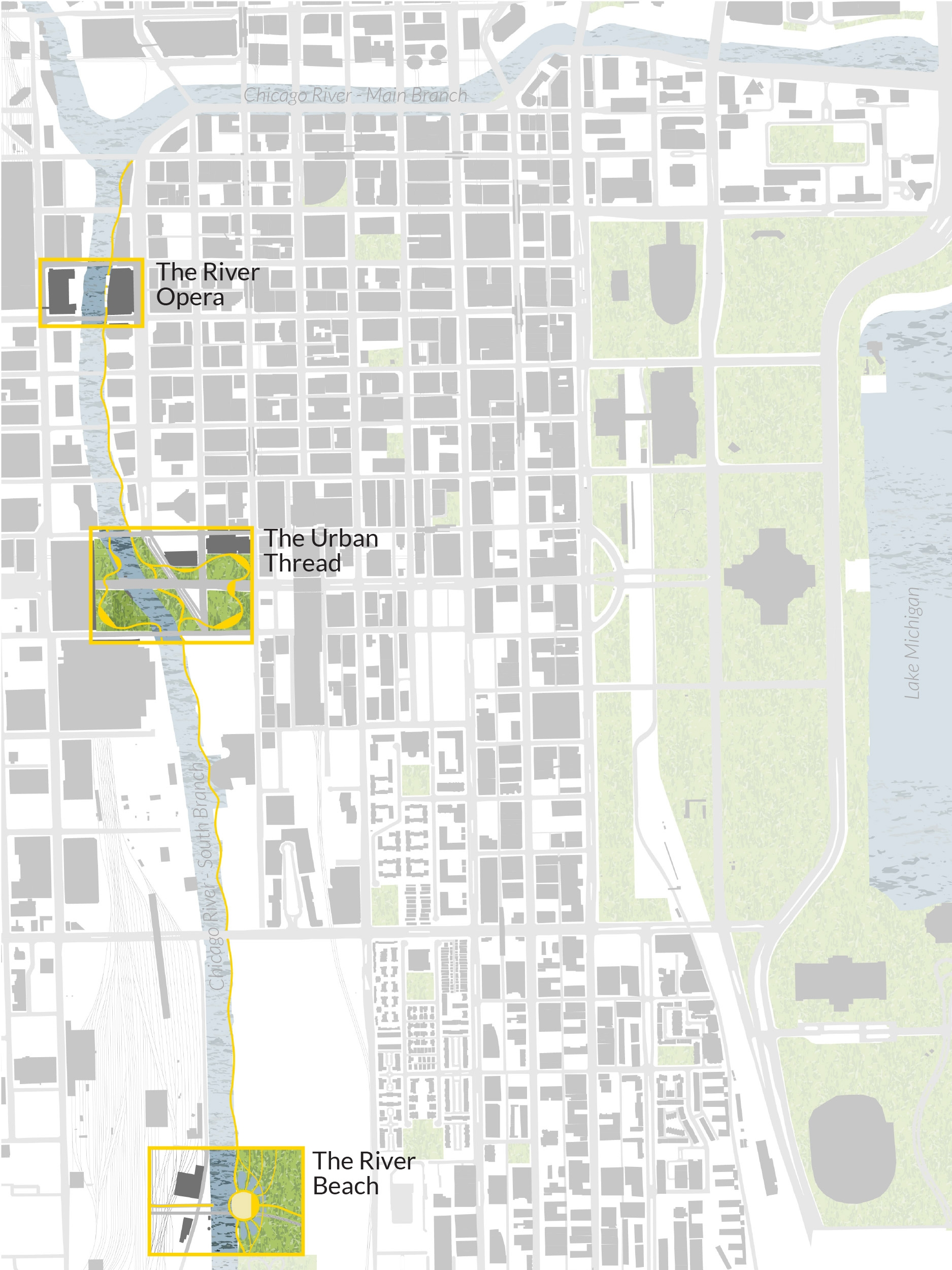 Third Nature: A Strategy for the Chicago Riverwalk